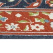 Product Image of Orange, Navy, Ivory Outdoor / Indoor Area Rug