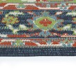 Product Image of Lime Green, Navy, Orange Outdoor / Indoor Area Rug