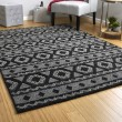 Product Image of Charcoal (38) Outdoor / Indoor Area Rug