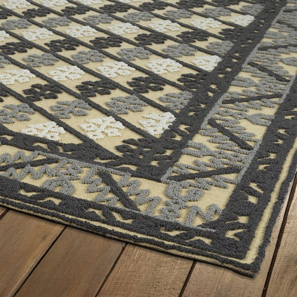 Graphite (68) Outdoor / Indoor Area Rug