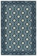 Product Image of Outdoor / Indoor Teal (91) Area Rug