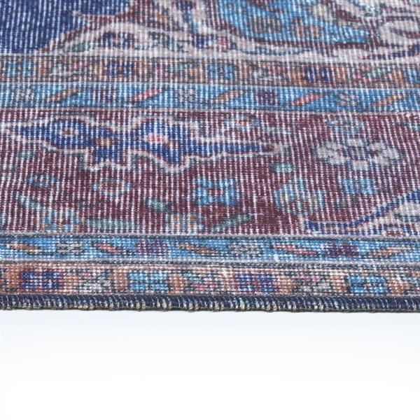 Blue, Red (17) Outdoor / Indoor Area Rug