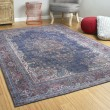Product Image of Blue, Red (17) Outdoor / Indoor Area Rug