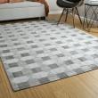 Product Image of Grey (75) Geometric Area Rug