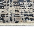 Product Image of Navy, Taupe (22) Contemporary / Modern Area Rug