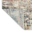 Product Image of Beige, Rust, Grey (86) Contemporary / Modern Area Rug