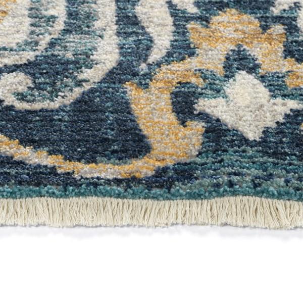 Blue (17) Bohemian Area Rug