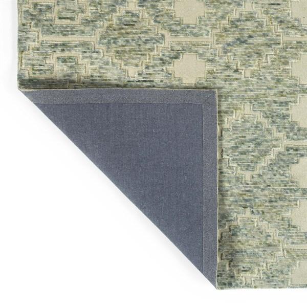 Green (50) Southwestern / Lodge Area Rug