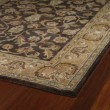 Product Image of Chocolate, Gold, Olive Green (40) Traditional / Oriental Area Rug