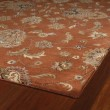 Product Image of Copper, Taupe, Sage Green (67) Traditional / Oriental Area Rug