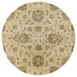 Product Image of Ivory, Sage Green, Copper (01) Traditional / Oriental Area Rug