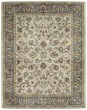 Product Image of Traditional / Oriental Ivory, Beige, Teal (01) Area Rug