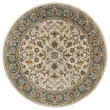 Product Image of Ivory, Beige, Teal (01) Traditional / Oriental Area Rug