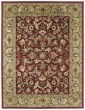 Product Image of Traditional / Oriental Red, Olive Green, Chocolate (25) Area Rug