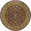 Product Image of Red, Olive Green, Chocolate (25) Traditional / Oriental Area Rug