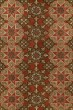 Product Image of Salsa, Dark Brown, Olive Green (49) Moroccan Area Rug