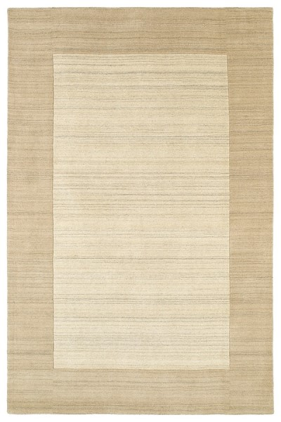Linen (42) Bordered Area Rug