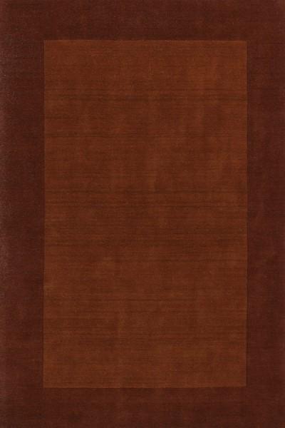 Copper (67) Bordered Area Rug