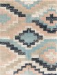 Product Image of Southwestern Blue, Pink, Tan Area Rug