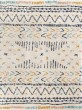 Product Image of Cream, Gold, Blue Moroccan Area Rug