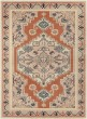 Product Image of Bohemian Orange, Pink, Off-White Area Rug
