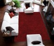 Product Image of Red Solid Area Rug