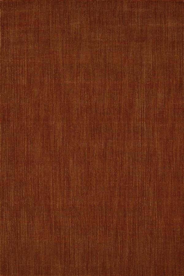 Paprika Casual Area Rug