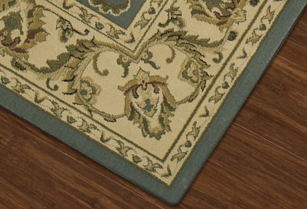 Spa Traditional / Oriental Area Rug