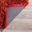 Product Image of Terra Cotta Shag Area Rug