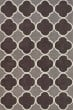 Product Image of Contemporary / Modern Charcoal, Grey, White Area Rug