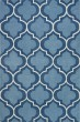 Product Image of Contemporary / Modern Seaglass, White Area Rug