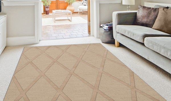 Linen (148) Transitional Area Rug