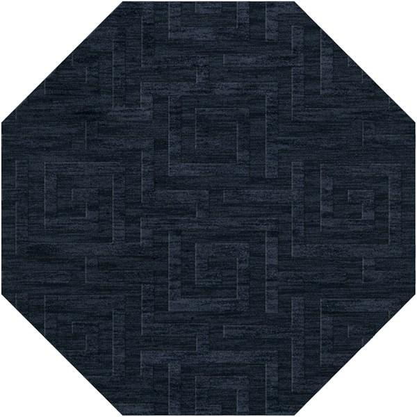 Navy (116) Contemporary / Modern Area Rug