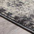 Product Image of Grey, Ivory, Charcoal Vintage / Overdyed Area Rug