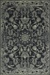 Product Image of Traditional / Oriental Black, Grey, Ivory Area Rug