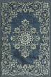 Product Image of Traditional / Oriental Denim, Ivory, Grey Area Rug