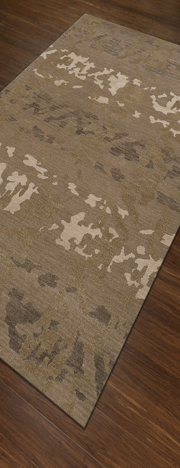 Stone, Beige, Taupe, Ivory Contemporary / Modern Area Rug