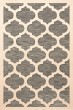 Product Image of Contemporary / Modern Ash, Ivory Area Rug