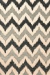 Product Image of Contemporary / Modern Smoke, Ivory, Grey Area Rug