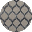 Product Image of Lunar, Blue Moroccan Area Rug