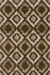 Product Image of Bohemian Chocolate, Beige, Brown Area Rug