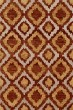 Product Image of Bohemian Paprika, Beige, Gold Area Rug