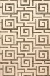 Product Image of Contemporary / Modern Mushroom, Ivory Area Rug