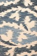 Product Image of Contemporary / Modern Blue Harbor, Ivory, Blue Area Rug