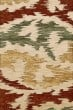 Product Image of Contemporary / Modern Paprika, Beige, Gold Area Rug