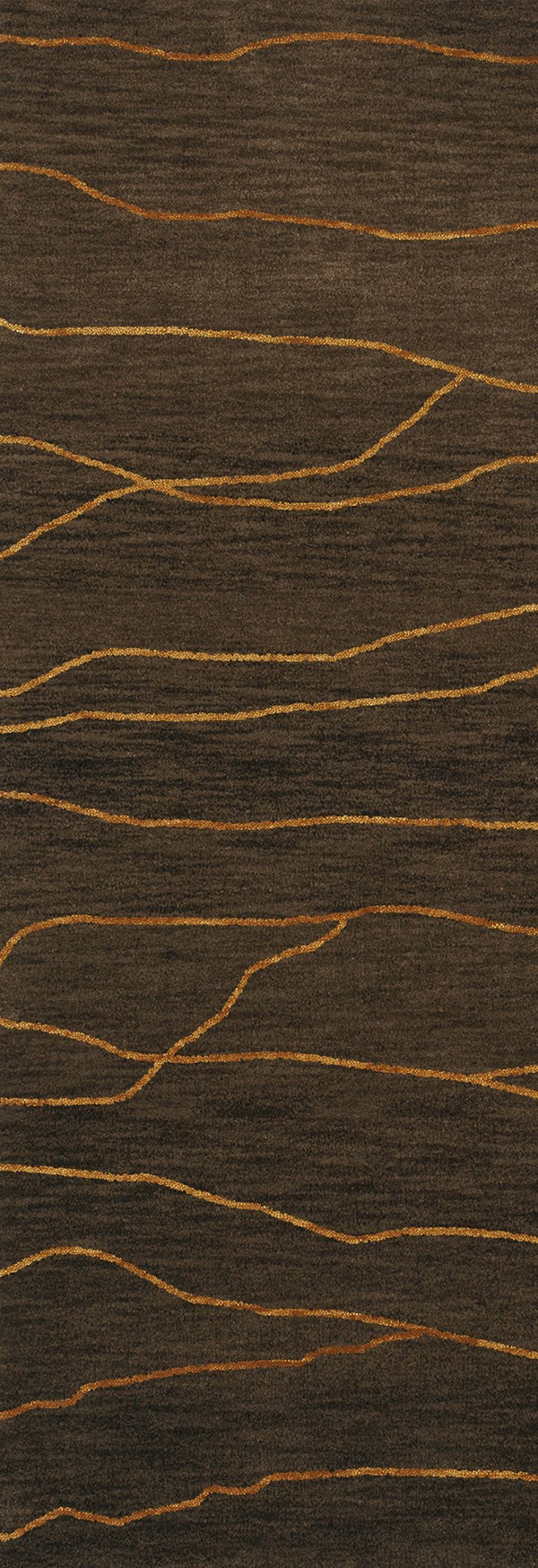 Fudge, Gold Transitional Area Rug