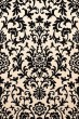 Product Image of Contemporary / Modern Black, Ivory Area Rug