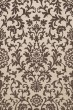 Product Image of Contemporary / Modern Mocha, Ivory Area Rug