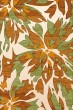 Product Image of Floral / Botanical Cream, Green, Gold Area Rug