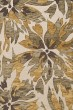 Product Image of Floral / Botanical Lamb, Taupe, Brown, Gold Area Rug